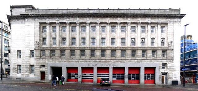 Former Fire Station, Pilgrim Street
