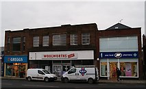 NS3525 : Former Woolworth Local shop by Thomas Nugent