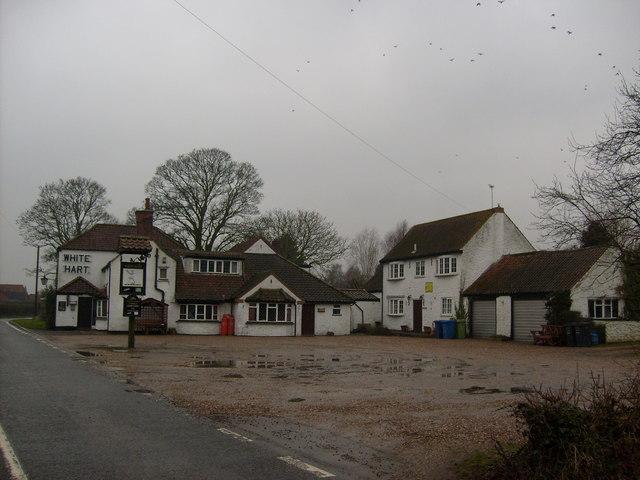 The White Hart Public House, Lissington