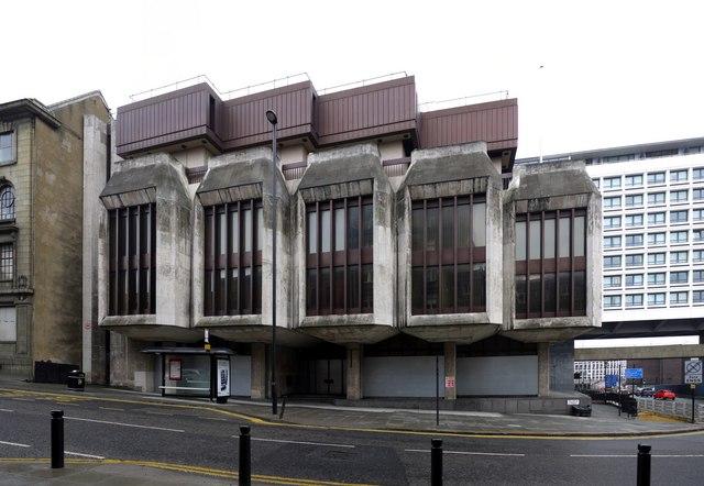 Former Bank of England, Pilgrim Street