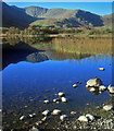 NY3103 : Little Langdale Tarn by Andy Stephenson