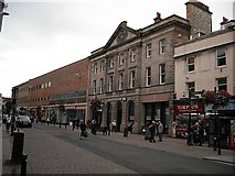 NS3321 : Ayr High Street by Richard Webb
