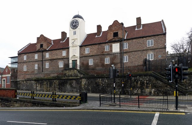 Keelman's Hospital, City Road