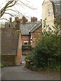 SY9287 : Mount Pleasant, Wareham by Derek Harper