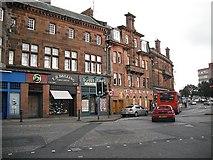 NS3321 : Carrick Road by Richard Webb
