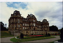 NZ0516 : Bowes museum by andy dolman