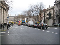 O1534 : College Green, Dublin by Philip Halling