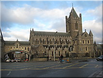 O1533 : Christ Church Cathedral, Dublin by Philip Halling