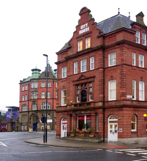 City House, City Road