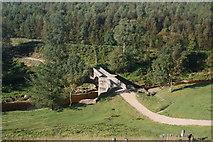 SK1695 : Bridge over the Derwent by Bill Boaden