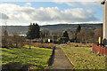 NR8688 : Footpath to Blarbuie Road by Steven Brown