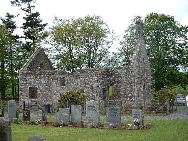Auchindour Church