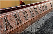 J3374 : Former Anderson & McAuley, Belfast (detail) (5) by Albert Bridge
