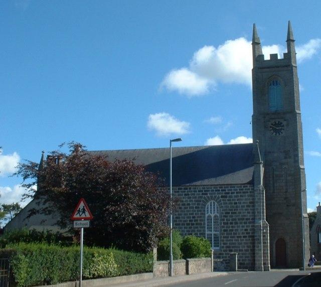 St Kane's Parish Church, New Deer