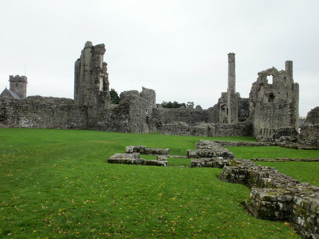 Coity Castle, Bridgend