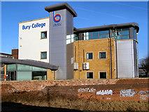 SD8010 : Bury College by David Dixon