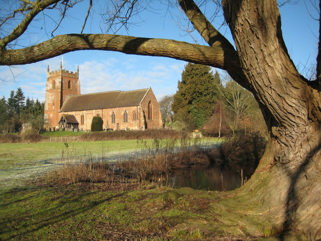 Martley Church