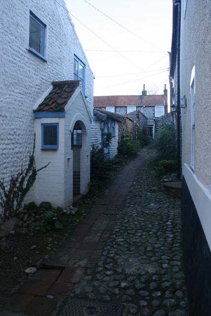 Alleyway, Blakeney