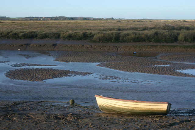 Towards Morston from Blakeney