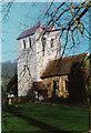 SU7791 : Fingest: St Bartholomew's Church 1984 by john shortland