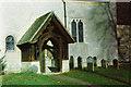 SU7592 : Ibstone: The Church of St Nicholas by john shortland