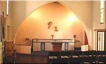 TQ1090 : St Edmund the King, Northwood Hills - Lady Chapel by John Salmon