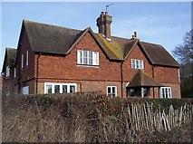 TQ5243 : Kintail House by David Anstiss