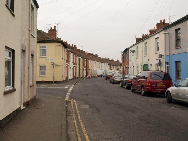 Polden Street, Bridgwater