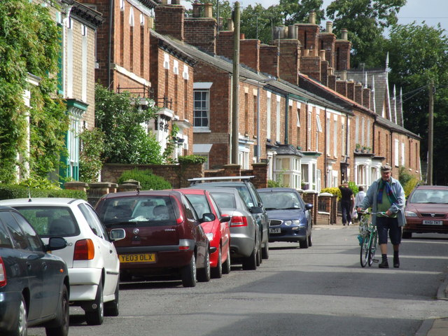 Queen Street, Horncastle