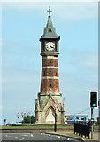 TF5663 : Clock Tower by Peter Langsdale