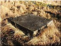 NS4277 : Concrete block at Starfish decoy site by Lairich Rig