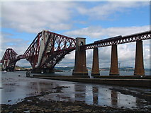 NT1378 : The Forth Bridge by JThomas