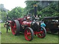 TG3406 : John Allen (of Oxford) traction engine by Ashley Dace