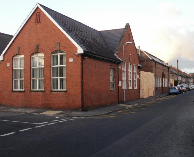 Former Durham Road school, Newport