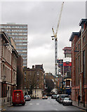 TQ3282 : Looking east along Lever Street, London EC1 by Andy F