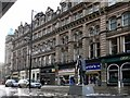 NZ2463 : County Hotel, Grainger Street by Andrew Curtis