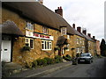 SP4646 : The Red Lion Pub Cropredy by canalandriversidepubs co uk