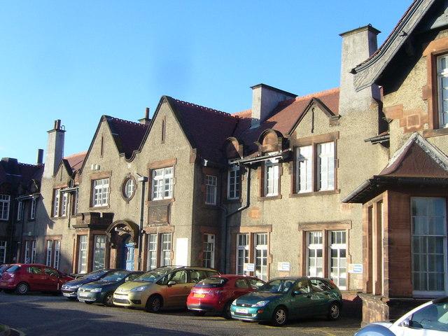Paderewski building, Western General Hospital
