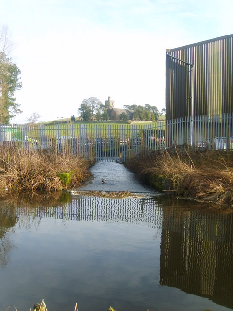Canal Feeder, Crooklands