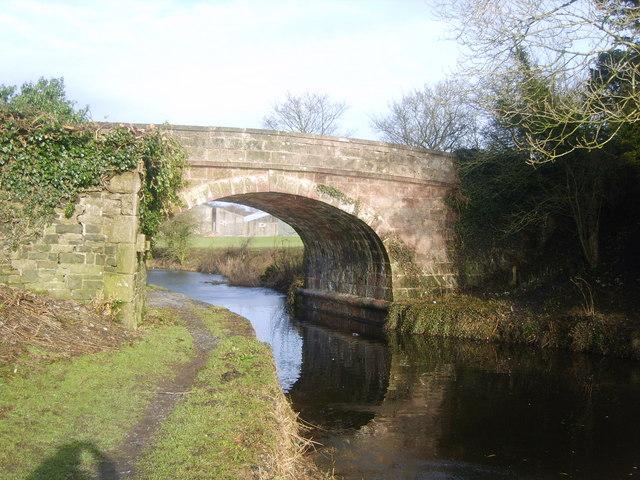 Bridge 166, Lancaster Canal