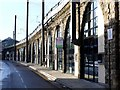 NZ2463 : Railway Arch Business Units, Forth Street by Andrew Curtis
