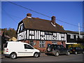 TQ7671 : The Ship Pub, Lower Upnor by canalandriversidepubs co uk