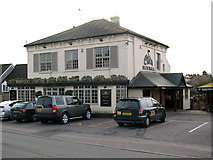 TQ2255 : The Blue Ball, Walton-on-the-Hill by Stephen Craven