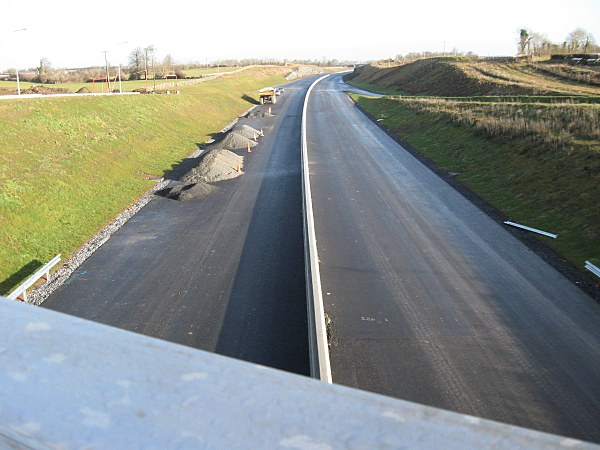 Motorway Under Construction