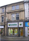 SE0641 : Yorkshire Building Society - Low Street by Betty Longbottom