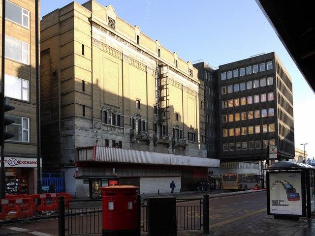 Former Paramount & Odeon Cinema, Pilgrim Street