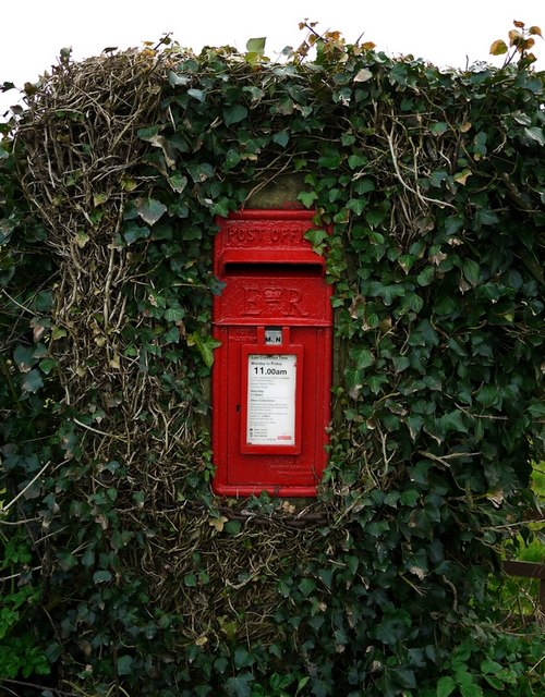 Postbox, Cottown