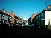 SK3336 : Pybus Street from Ashbourne Road, Derby by Eamon Curry