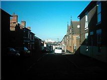 SK3336 : Langley Street from Stanley Street, Derby by Eamon Curry