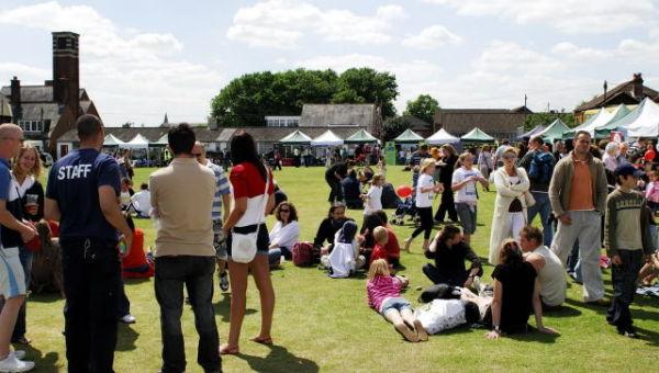 Festival on The Field - Freemantle, Southampton